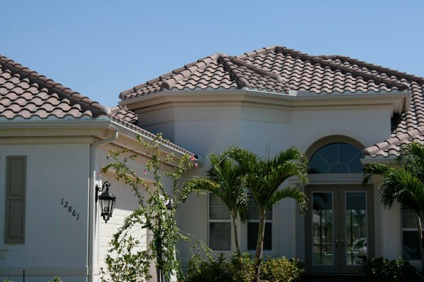 Advanced Seamless Gutters - Residential Installation Naples, FL