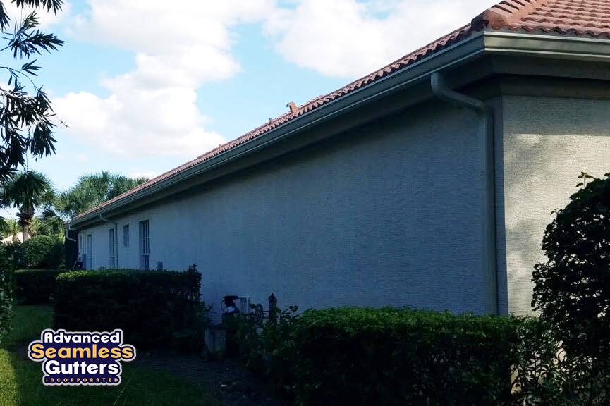 Advanced Seamless Gutters - Residential Gutter Installation Estero, FL