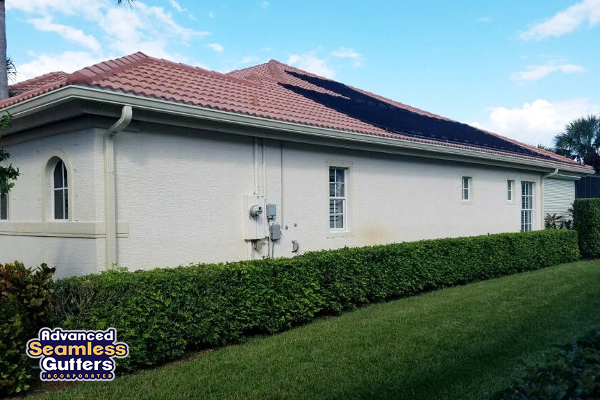 Advanced Seamless Gutters - Residential Gutter Installation Marco Island, FL